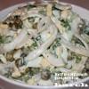 Салат с кальмаром «Мореход»