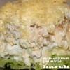 Слоеный салат с сельдью «Престиж»