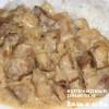 Свинина в молочно-соевом соусе