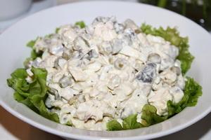 salat s kuricey i gribami belie rosi_7