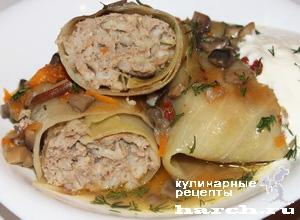 Рецепт салата на зиму огурцы в масле