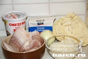 lenivie golubci s riboy 02 Ленивые голубцы с рыбой