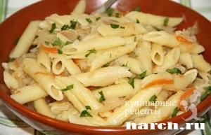 makaroni s kvashenoy kapustoy 5 Макароны с квашеной капустой