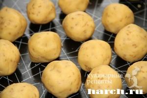 pechenie s orehami i jamom naperstok 05 Печенье с орехами и джемом Наперсток