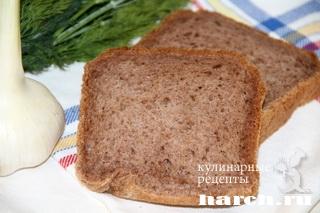 grechneviy hleb s orehami 4 Гречневый хлеб с орехами