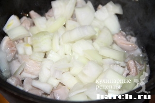kabsa s kuricey 03 Кабса с курицей