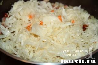 kartofelnaya zapekanka s kvashenoy kapustoy 31 Картофельная запеканка с квашеной капустой