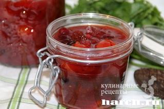 tomatniy sous s klukvoy 61 Томатный соус с клюквой
