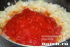 kalmari s fetoy i tomatami po grechesky 1 Кальмары с фетой и томатами по гречески