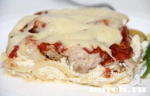 makaronnaya picca 11 Макаронная пицца