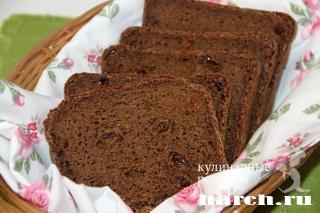 Ржано пшеничный хлеб Карельский (х/п)