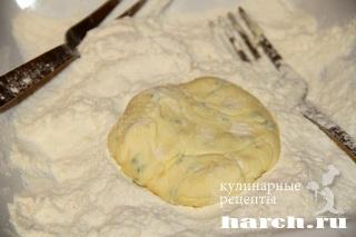 sirniki s zelenim lukom 1 Сырники с зеленым луком