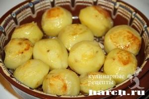 kartofel zapecheniy s brinsoy 3 Картофель, запеченный с брынзой