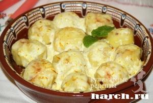 kartofel zapecheniy s brinsoy 5 Картофель, запеченный с брынзой