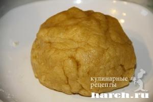 pirog gulien s kuricey i gribami 03 Пирог жульен с курицей и грибами