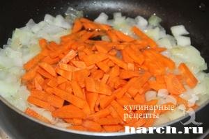 shaveleviy sup s frikadelkami i tomatom 011 Щавелевый суп с фрикадельками и томатом