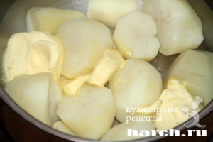 kartofelniki s tvorogom 1 Картофельники с творогом