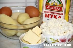 kartofelniki s tvorogom 2 Картофельники с творогом