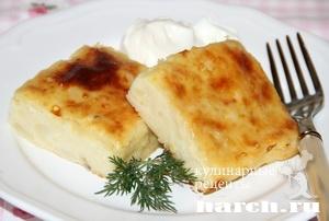 kartofelniki s tvorogom 8 Картофельники с творогом