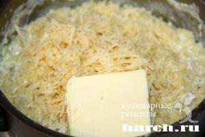 kasha pshenaya s sirom 1 Каша пшенная с сыром