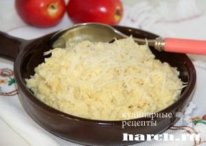 kasha pshenaya s sirom 3 Каша пшенная с сыром