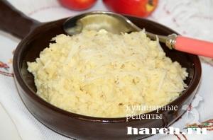 kasha pshenaya s sirom 4 Каша пшенная с сыром