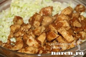 konvertiki is lavasha s kuricey po kitaisky 06 Конвертики из лаваша с курицей по китайски