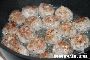 kuskus s frikadelkami 03 Кускус с фрикадельками