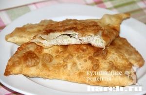 chebureki s myasnim farshem i kabachkami 11 Чебуреки с мясным фаршем и кабачками