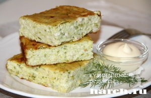 kurinaya zapekanka s kabachkami 6 Куриная запеканка с кабачками