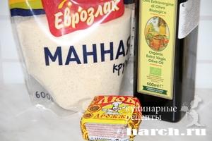 manniy hleb 7 Манный хлеб