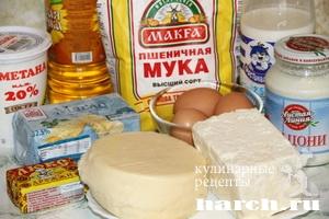 Хачапури по имеретински