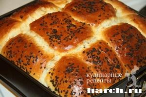 Картофельные булочки Обеденные