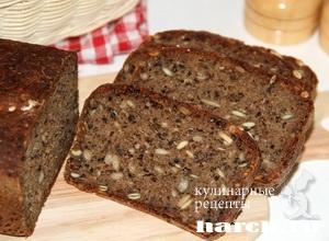 Ржаной мультизлаковый хлеб