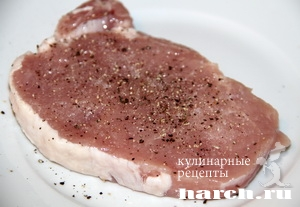 Запеченная свинина Премьер