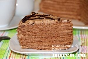 Торт Шоколадные пески