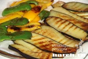 Лаваш с овощами и сыром Летний