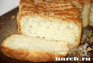Картофельный хлеб Облачко