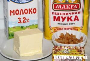 Хлеб Поленница
