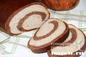 Пшенично ржаной батон Солей