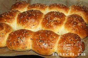 Картофельные булочки Костромские