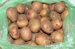 Молодой зажаристый картофель по одесски