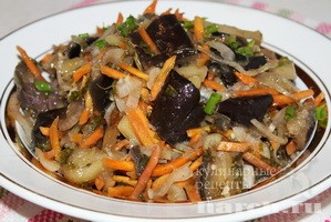 Овощи по сеульски