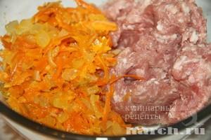 Смаженки творожные с мясом