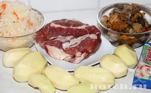 Читать блюда с грибами рецепты