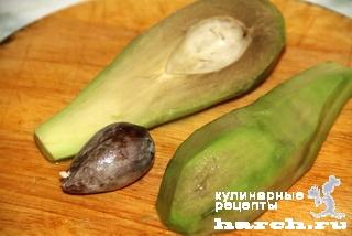Авокадо закусочный