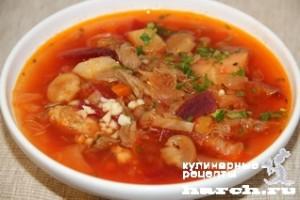 рецепт супа пюре с савойской капустой