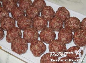 borgh sibirskiy s frikadelkami 09 Борщ сибирский с фрикадельками