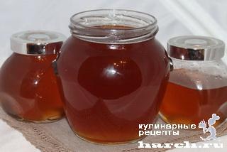 Боров мед (сосновый сироп)