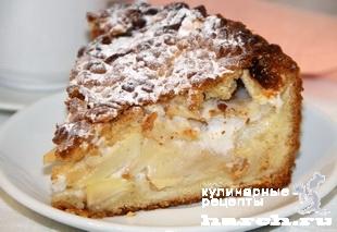 Бранденбургский яблочный пирог